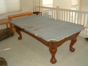 Cost To Move A Pool Table With MadisonSOLO Experienced Installers - Move my pool table